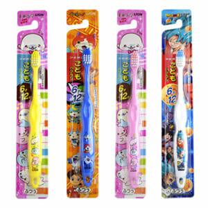 детская зубная щетка, Зубная щётка для детей 6-12 лет