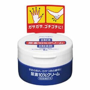 Крем для рук и ног с мочевиной Shiseido