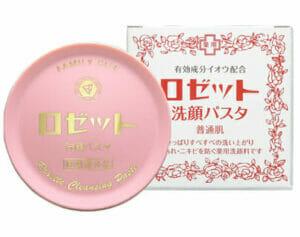 Очищающая паста с серой для нормальной и жирной кожи Rosette
