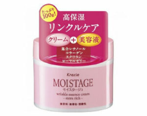 Kracie MOISTAGE wrinkle essence cream