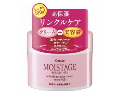 Kracie MOISTAGE wrinkle essence cream