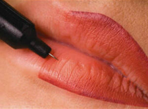Татуаж губ в Самаре, перманентный макияж в Самаре