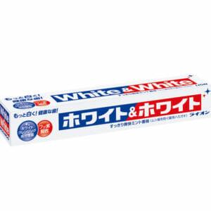 зубная паста white&white