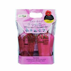 Шампунь и кондиционер shiseido tsubaki oil balance care extra moist